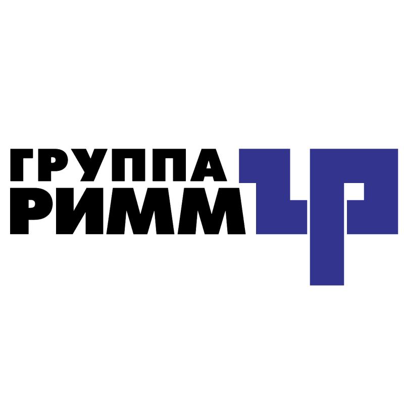 Group Rimm vector logo