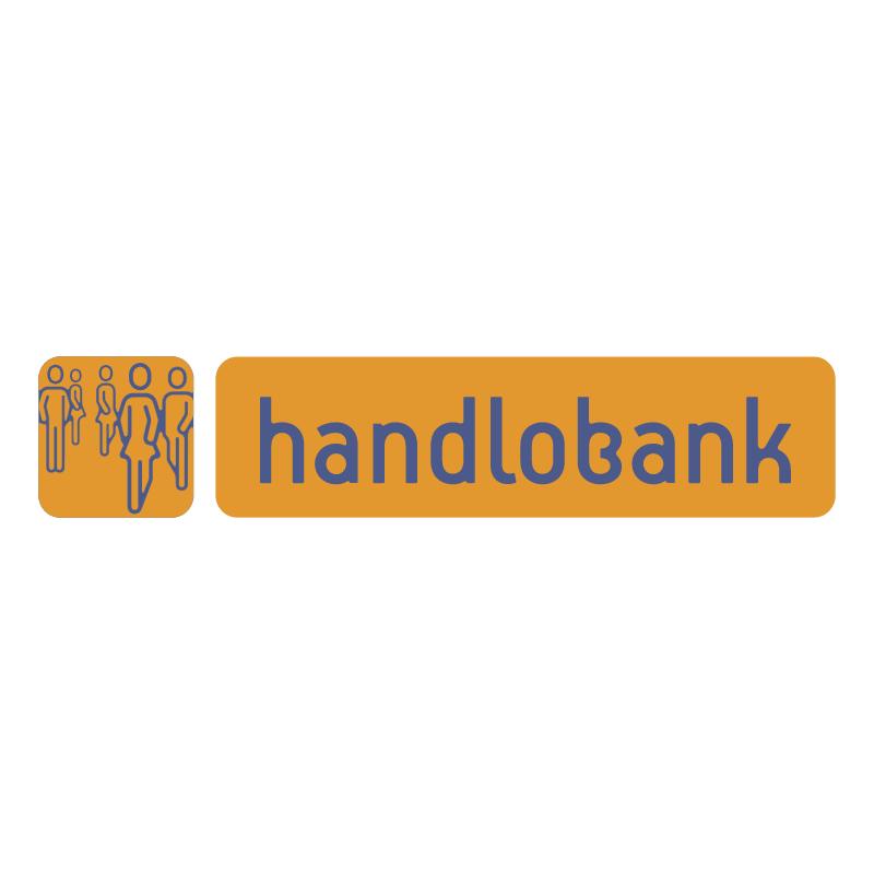 Handlobank vector