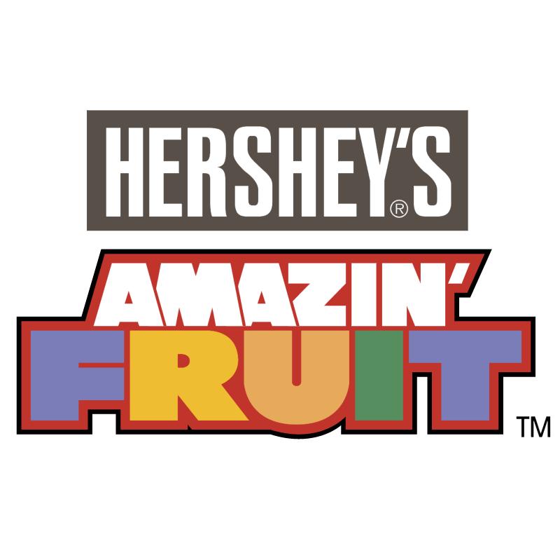 Hershey's Amazin' Fruit vector