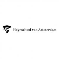 Hogeschool van Amsterdam vector
