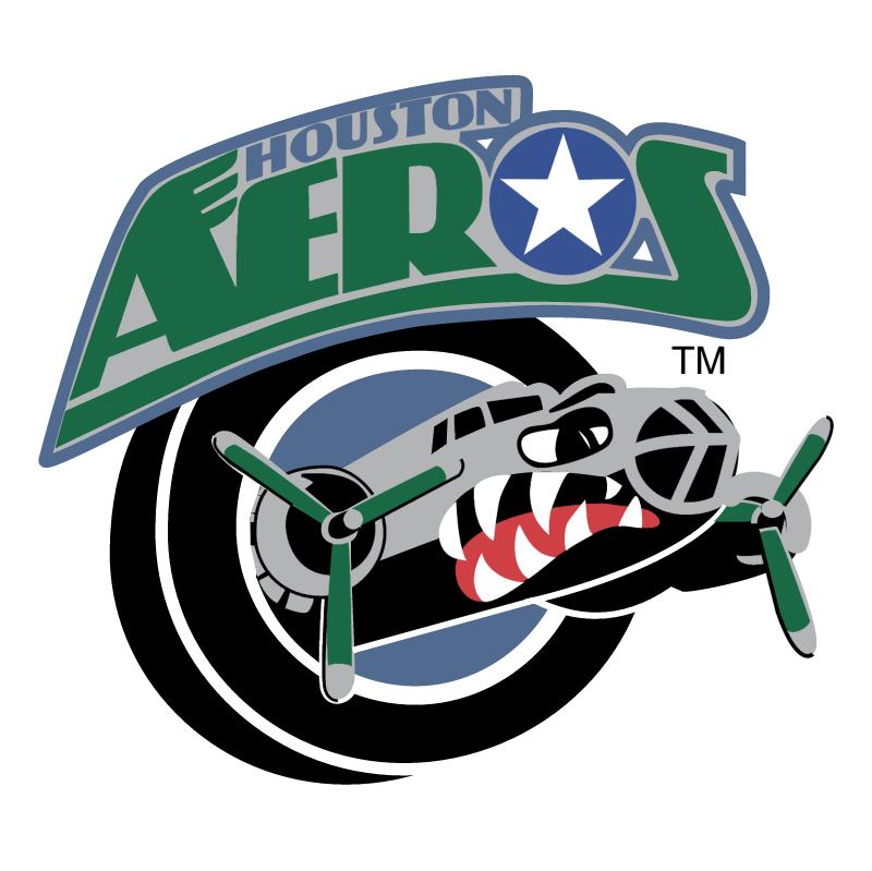 Houston Aeros vector