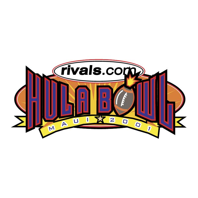 Hula Bowl Maui vector