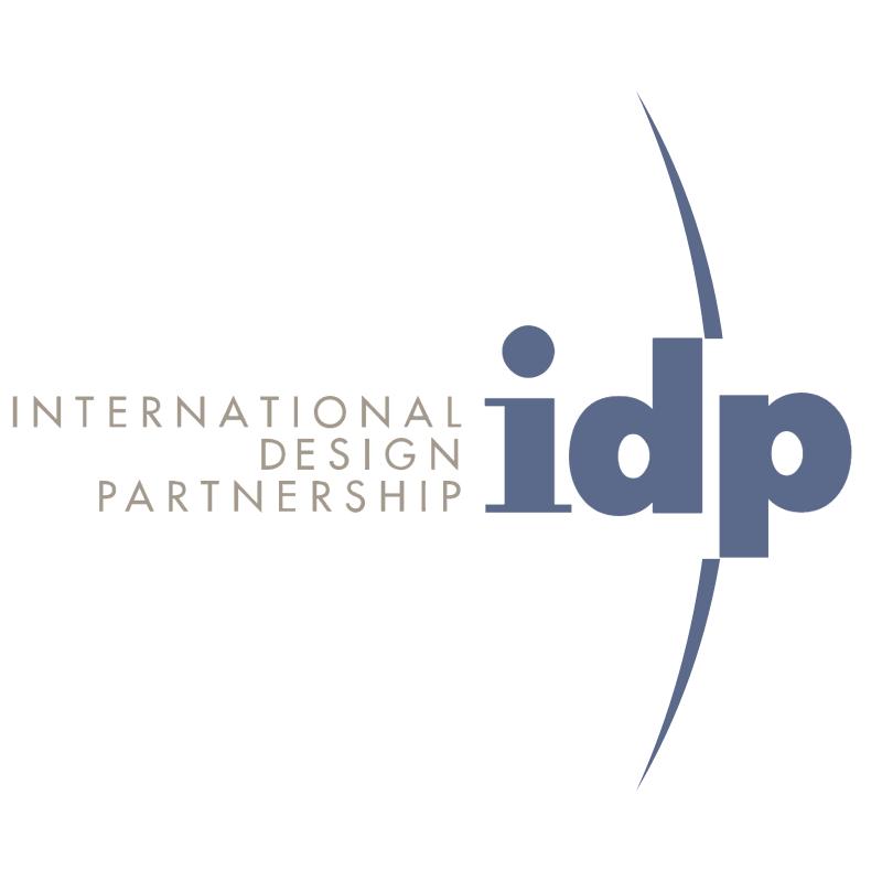 IDP vector logo