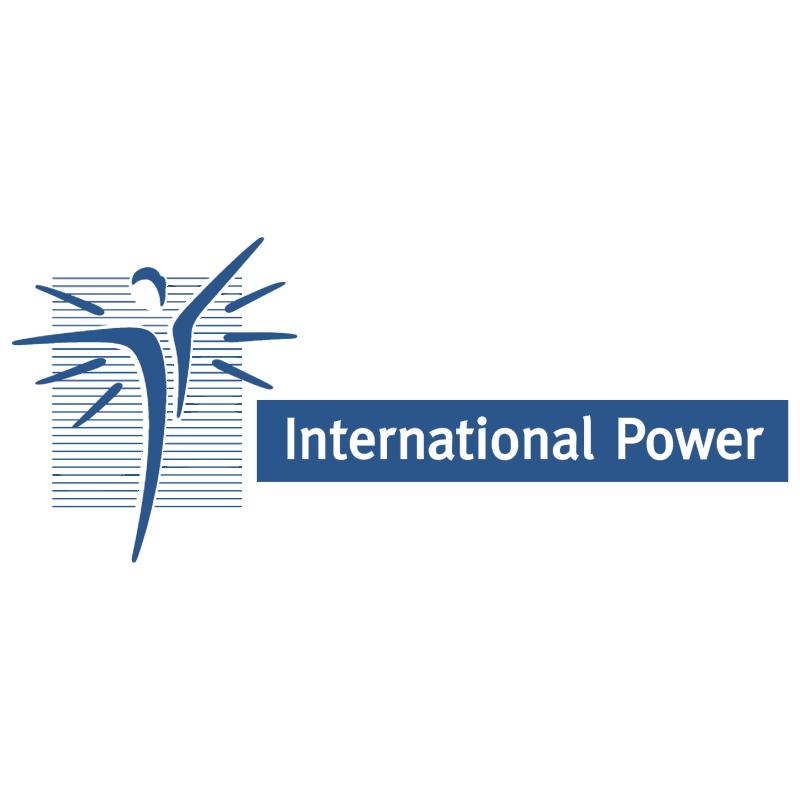 International Power vector logo
