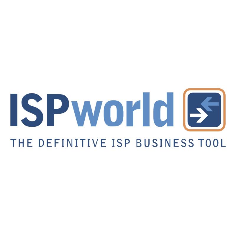 ISPworld vector