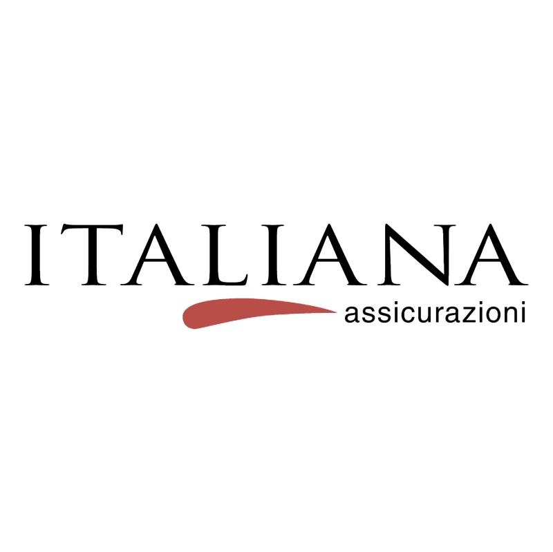 Italiana Assicurazioni vector