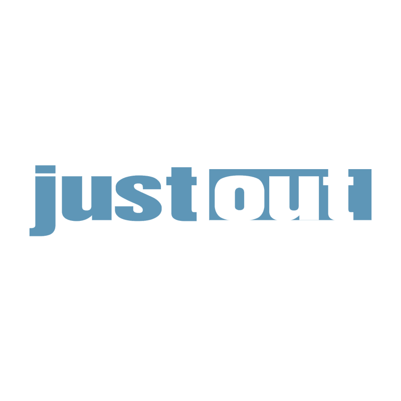 Just Out vector logo