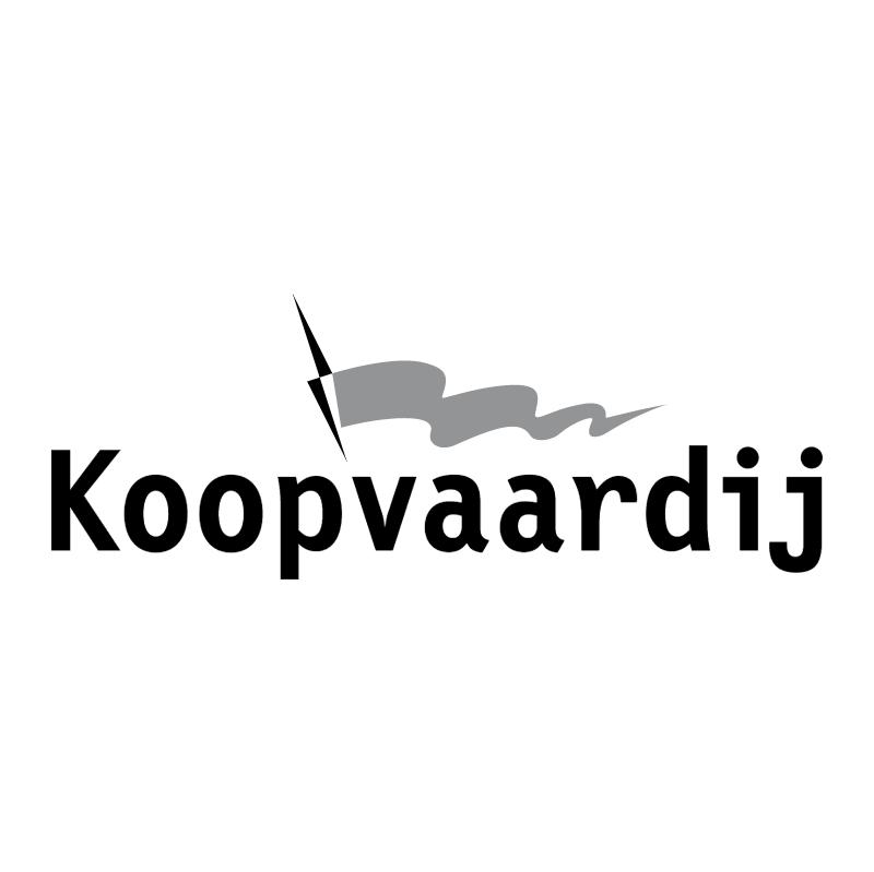 Koopvaardij vector logo