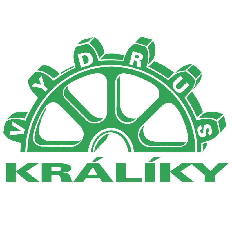 Kraliky Vydrus vector logo