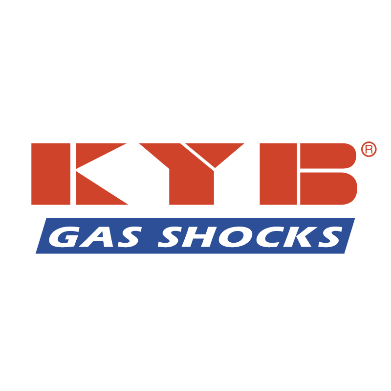 KYB Gas Shocks vector