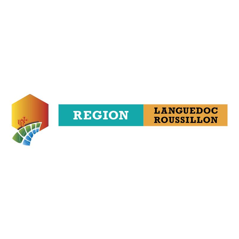 Languedoc Roussilon vector