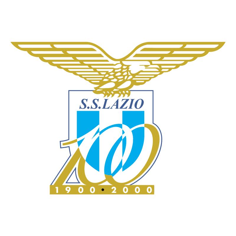 Lazio 100 Years vector