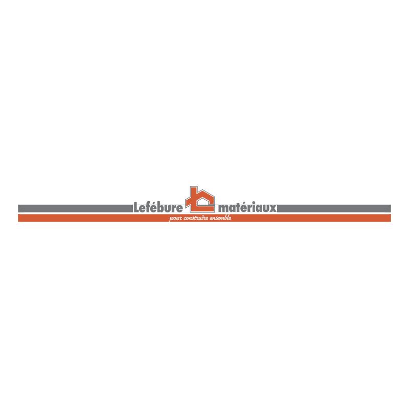 Lefebure Materiaux vector