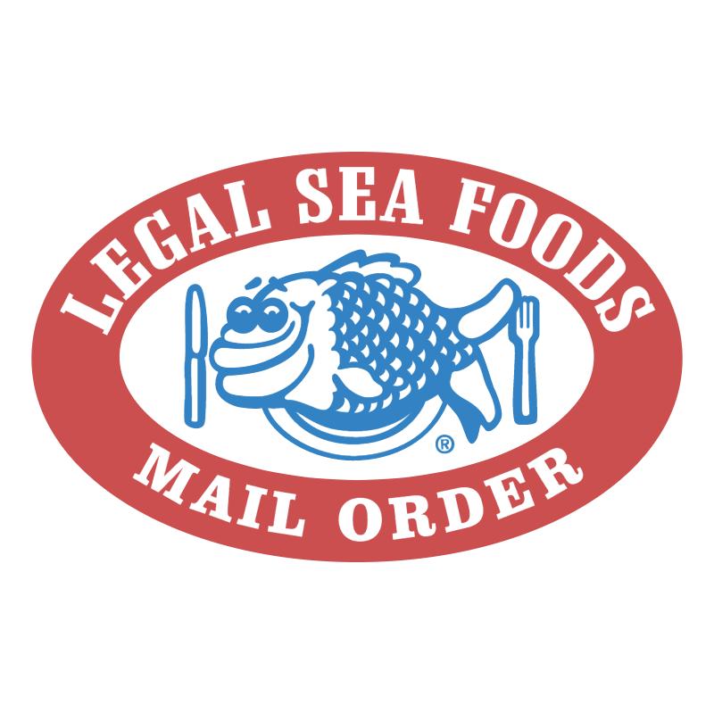 Legal Sea Foods vector