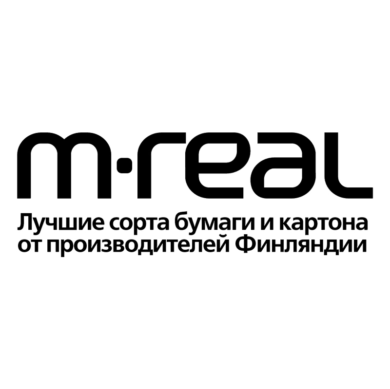 M Real vector