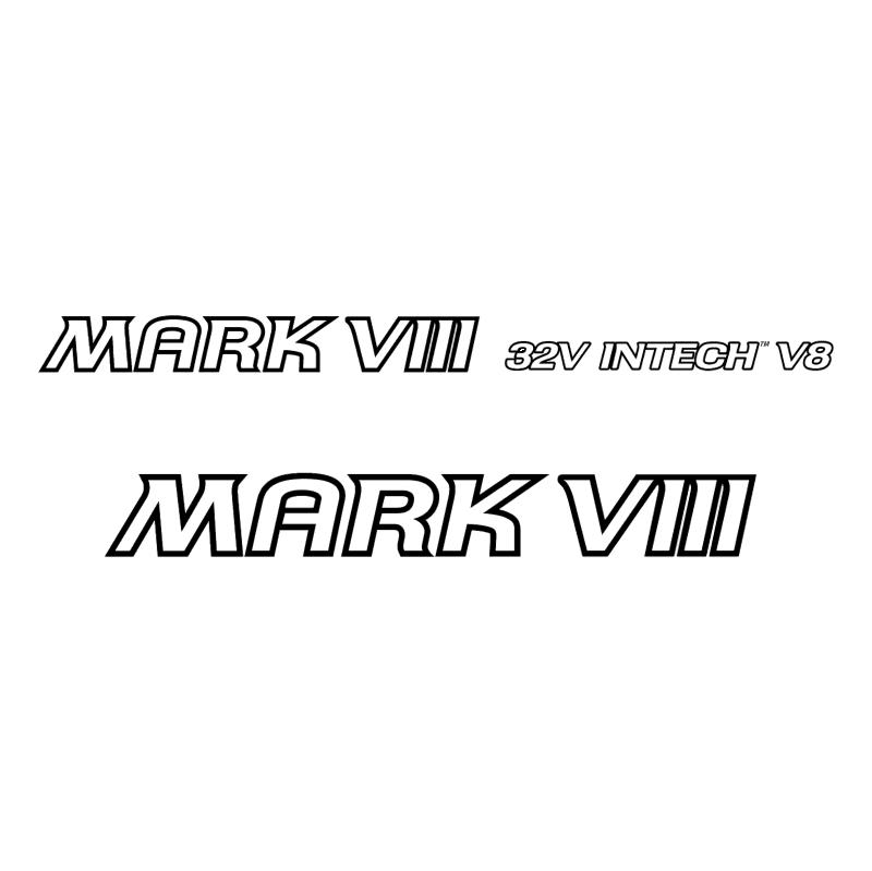 Mark VIII vector logo