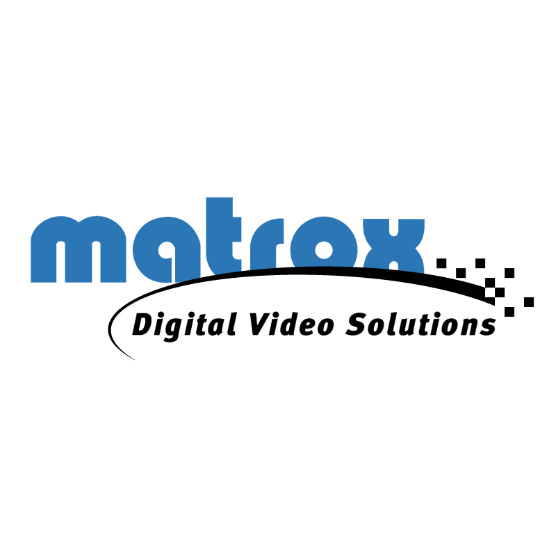 Matrox vector logo