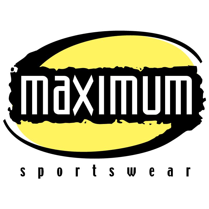 Maximum Sportswear vector