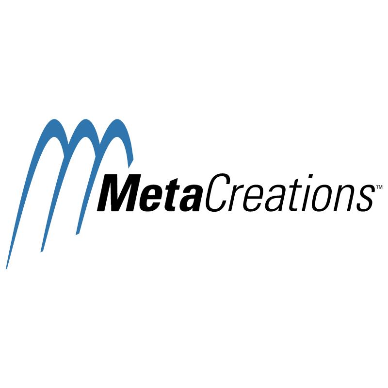 MetaCreations vector