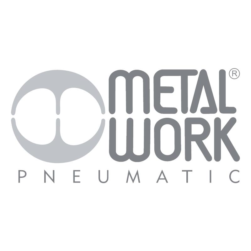 Metal Work Pneumatic vector