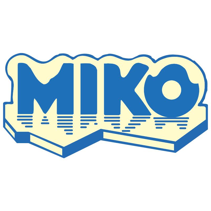 Miko vector logo