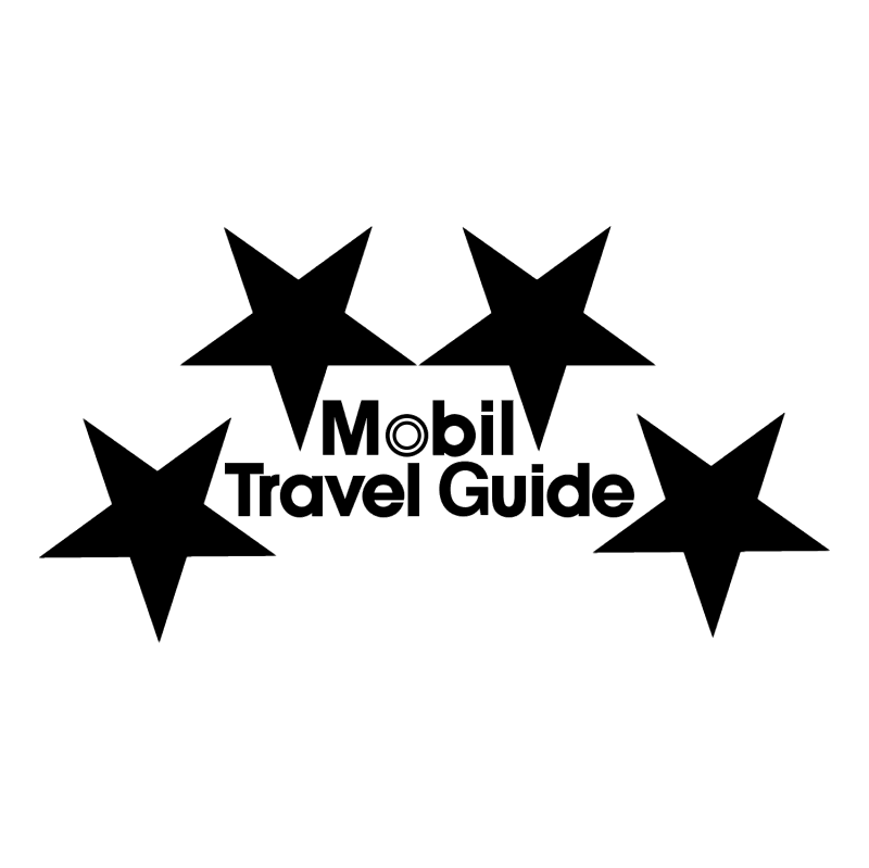 Mobil Travel Guide vector