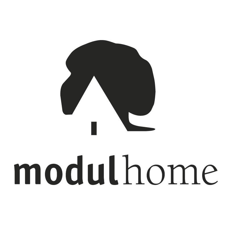Modulhome vector logo