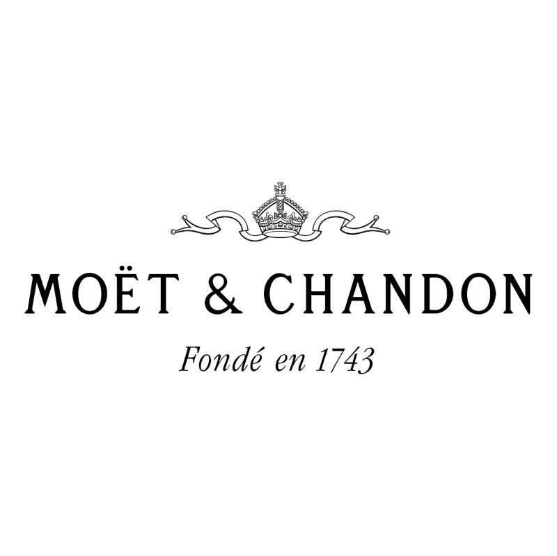Moet & Chandon vector