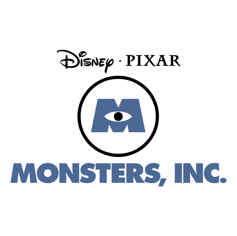 Monsters Inc vector
