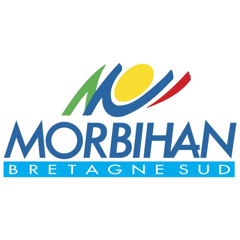 Morbihan Bretagne Sud vector