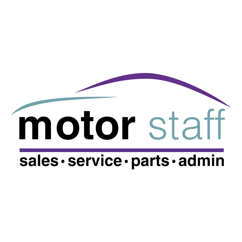 Motor Staff vector