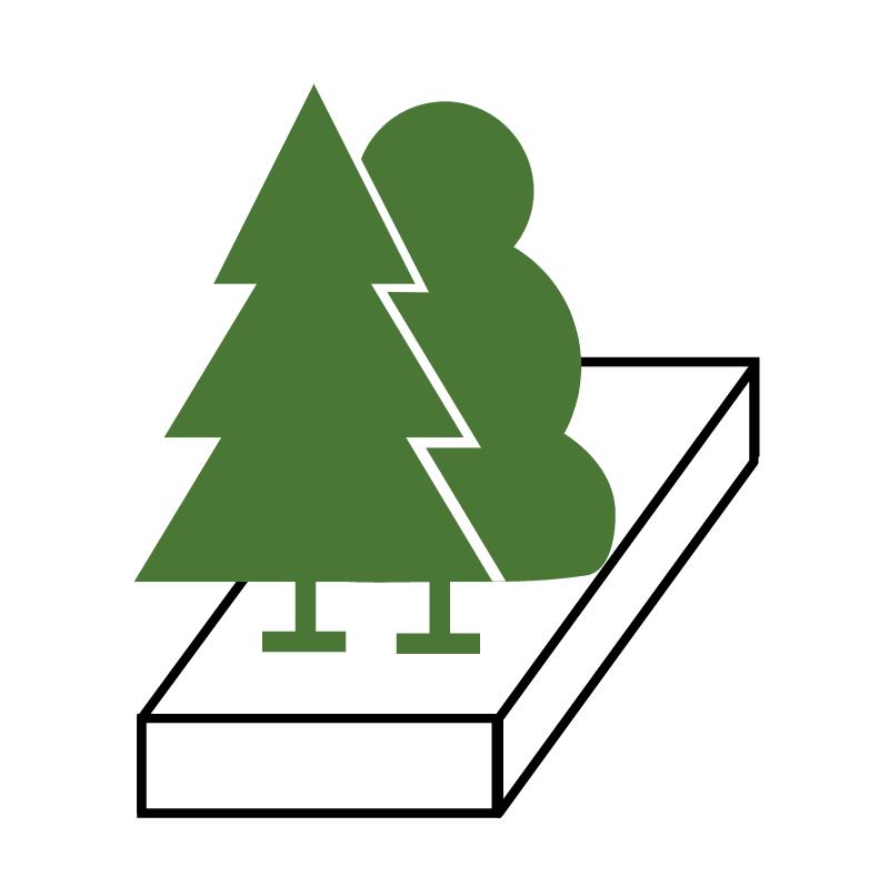 Mozhginsky Lesokombinat vector logo