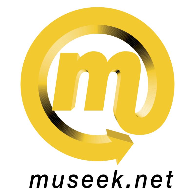 museek net vector logo