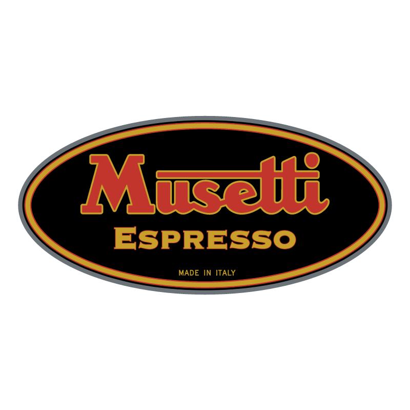 Musetti Espresso vector