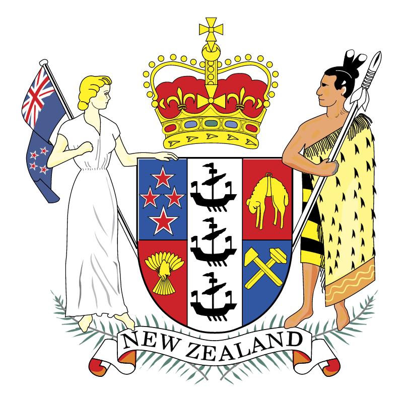 New Zealand vector