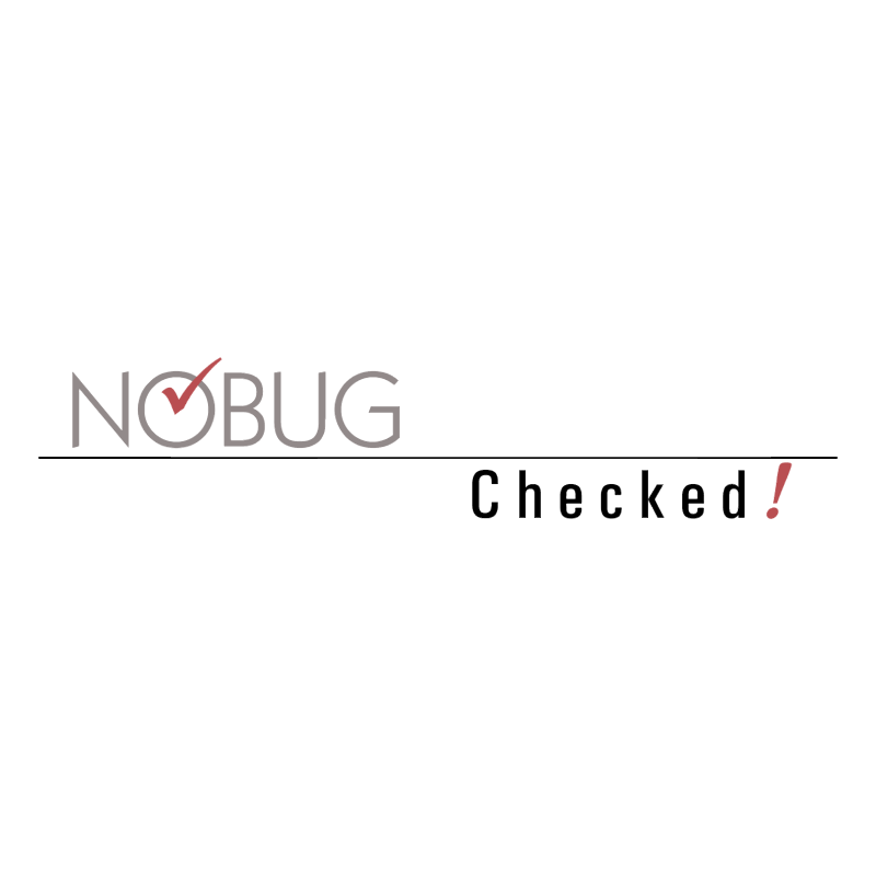 NoBug Consulting vector
