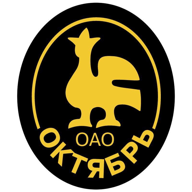 Oktyabr Vorsma vector logo