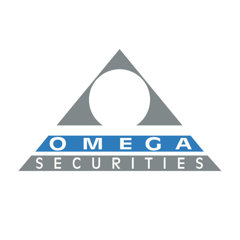 Omega Securities vector