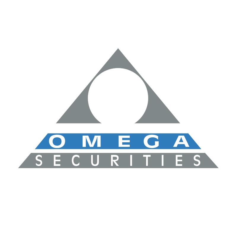 Omega Securities vector