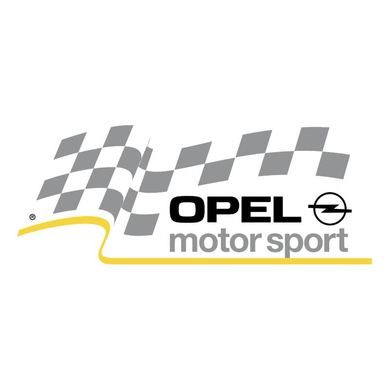 Opel Motorsport vector