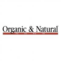 Organic & Natural News vector