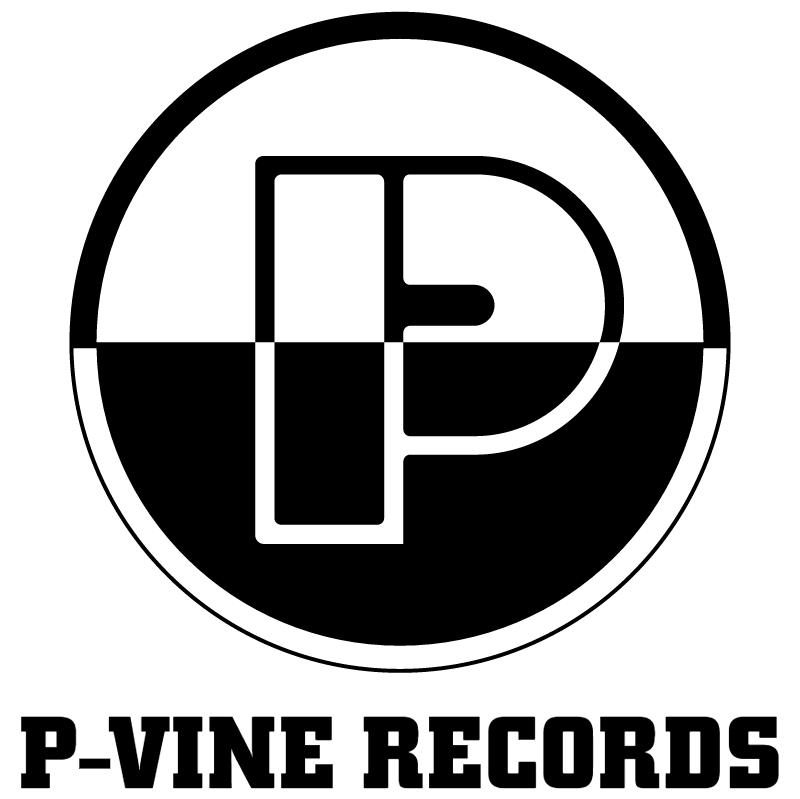 P Vine Records vector