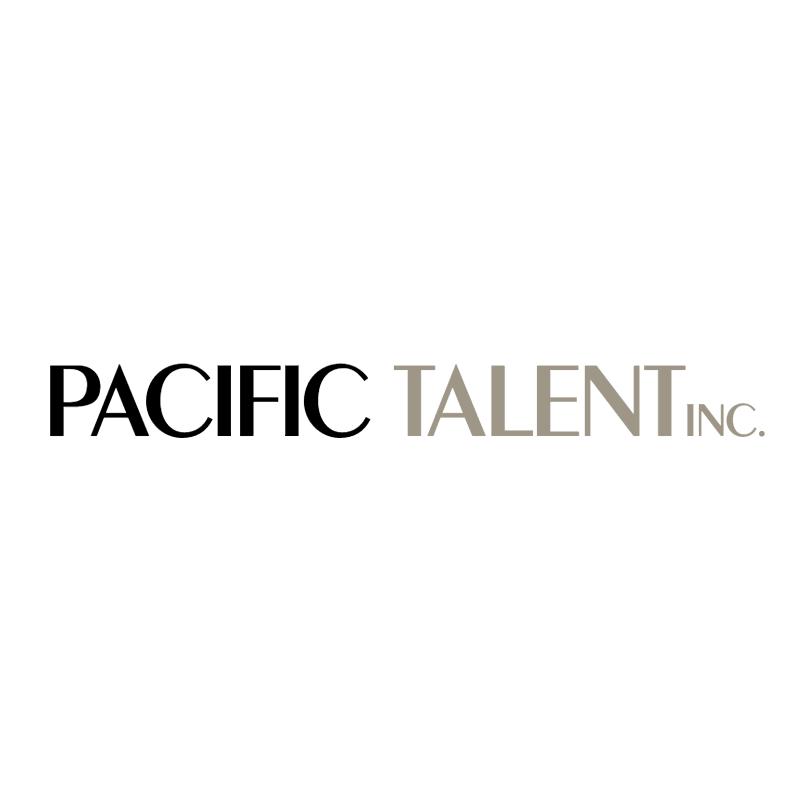 Pacific Talent vector