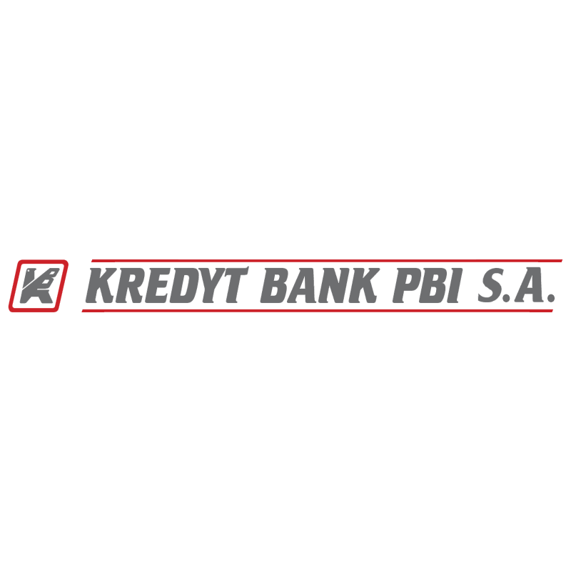 PBI Kredyt Bank vector