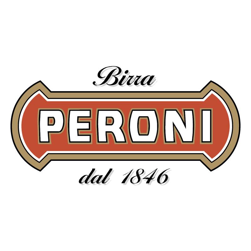 Peroni Birra vector