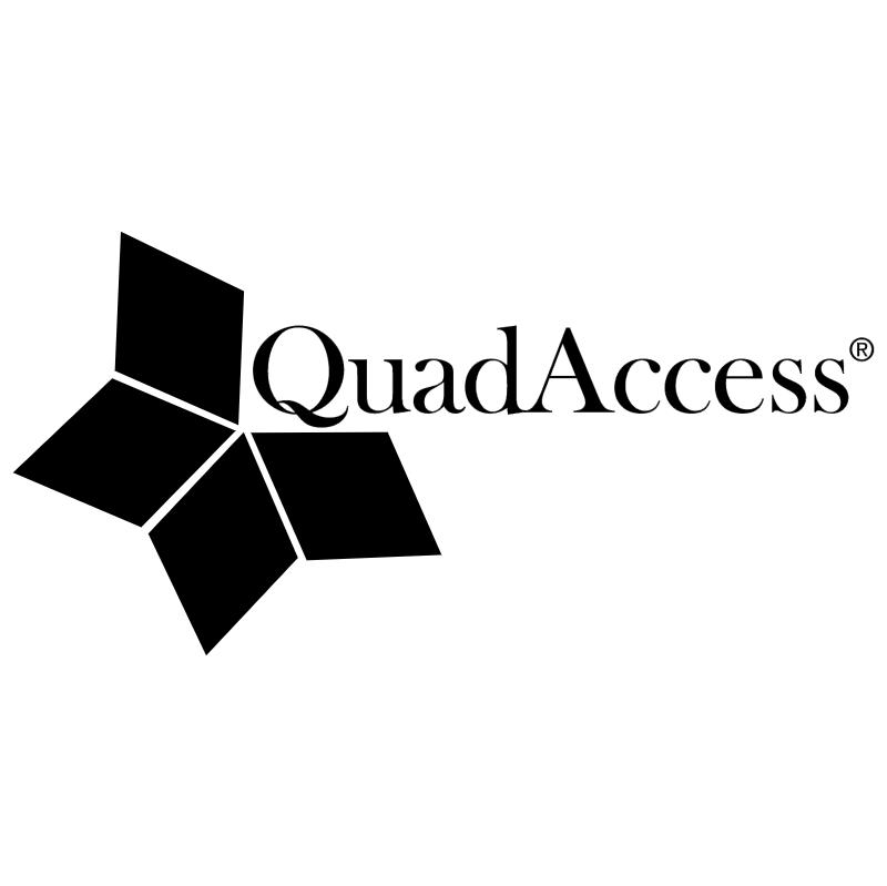 QuadAccess vector logo