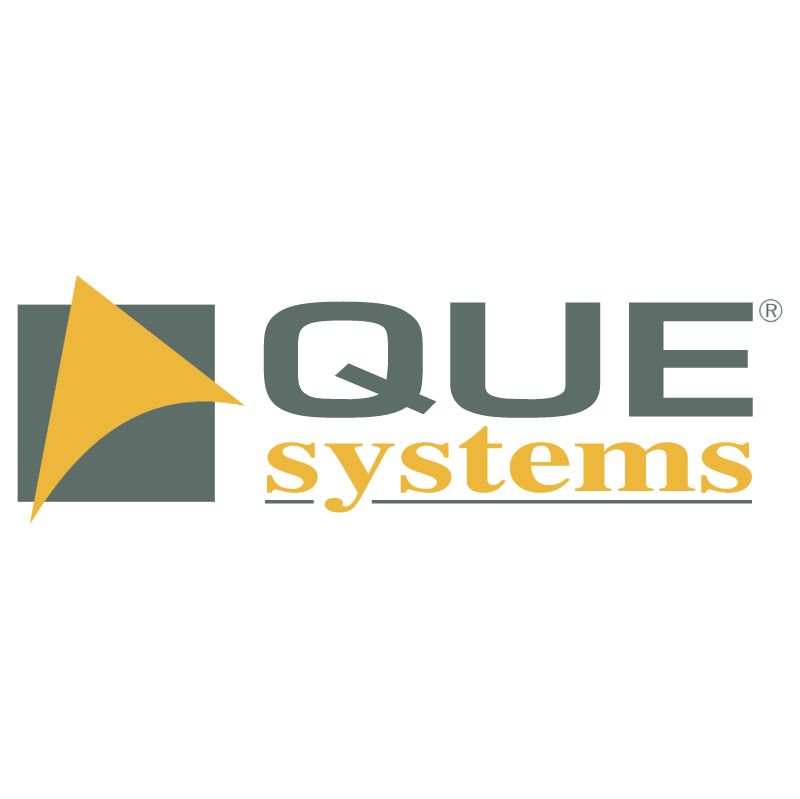 Que Systems vector logo