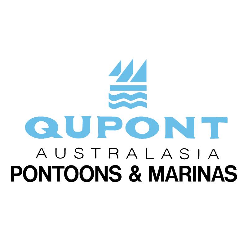 Qupont Australasia vector