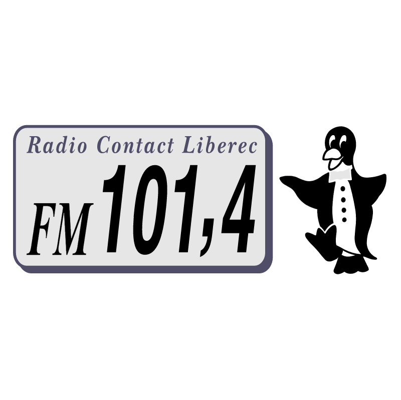 Radio Contact Liberec vector