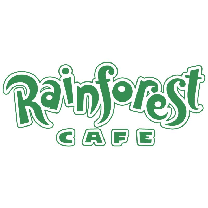 Rainforest Cafe vector